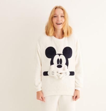 Pijama polar Women Secret