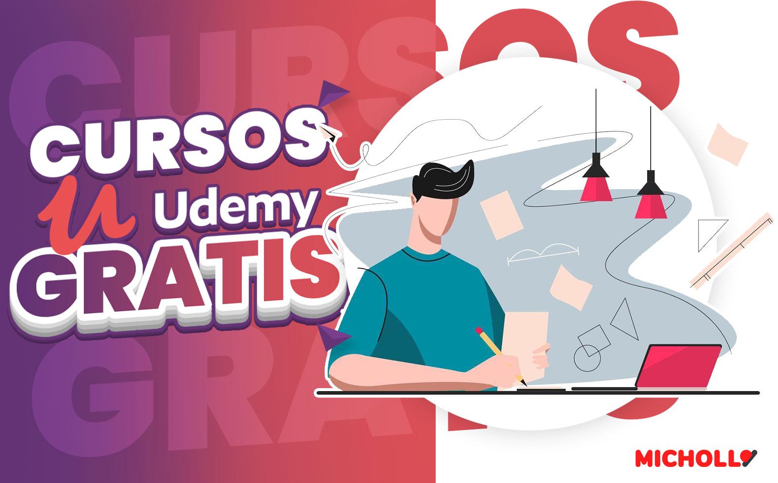 Udemy · Cupido regala +35 cursos de programación, diseño, redes