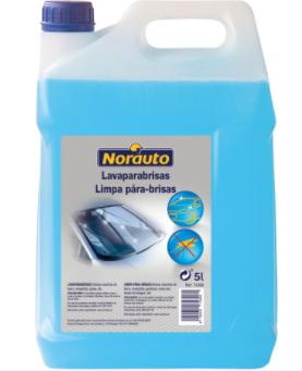 Limpiaparabrisas Norauto 5 litros