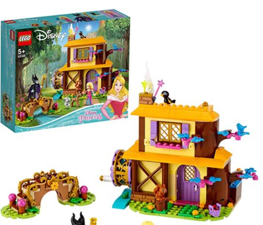LEGO Cabaña princess Disney