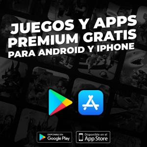 Mejores Aplicaciones y Juegos Premium GRATIS