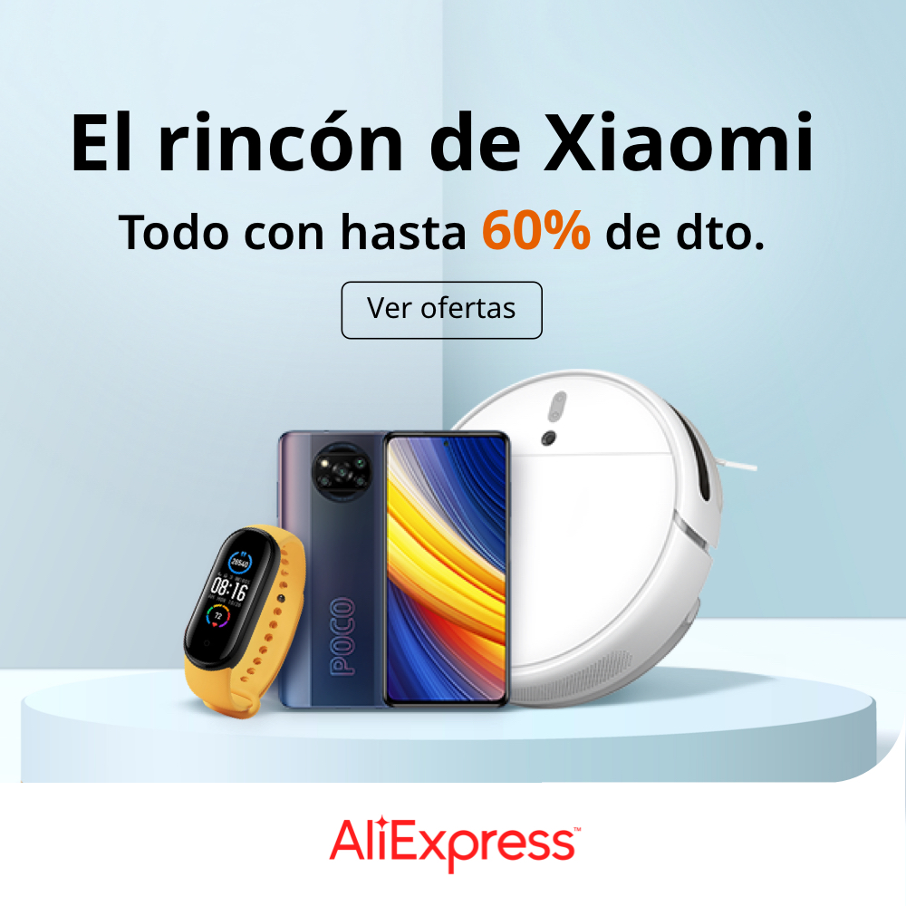 Ofertas El rincón de Xiaomi
