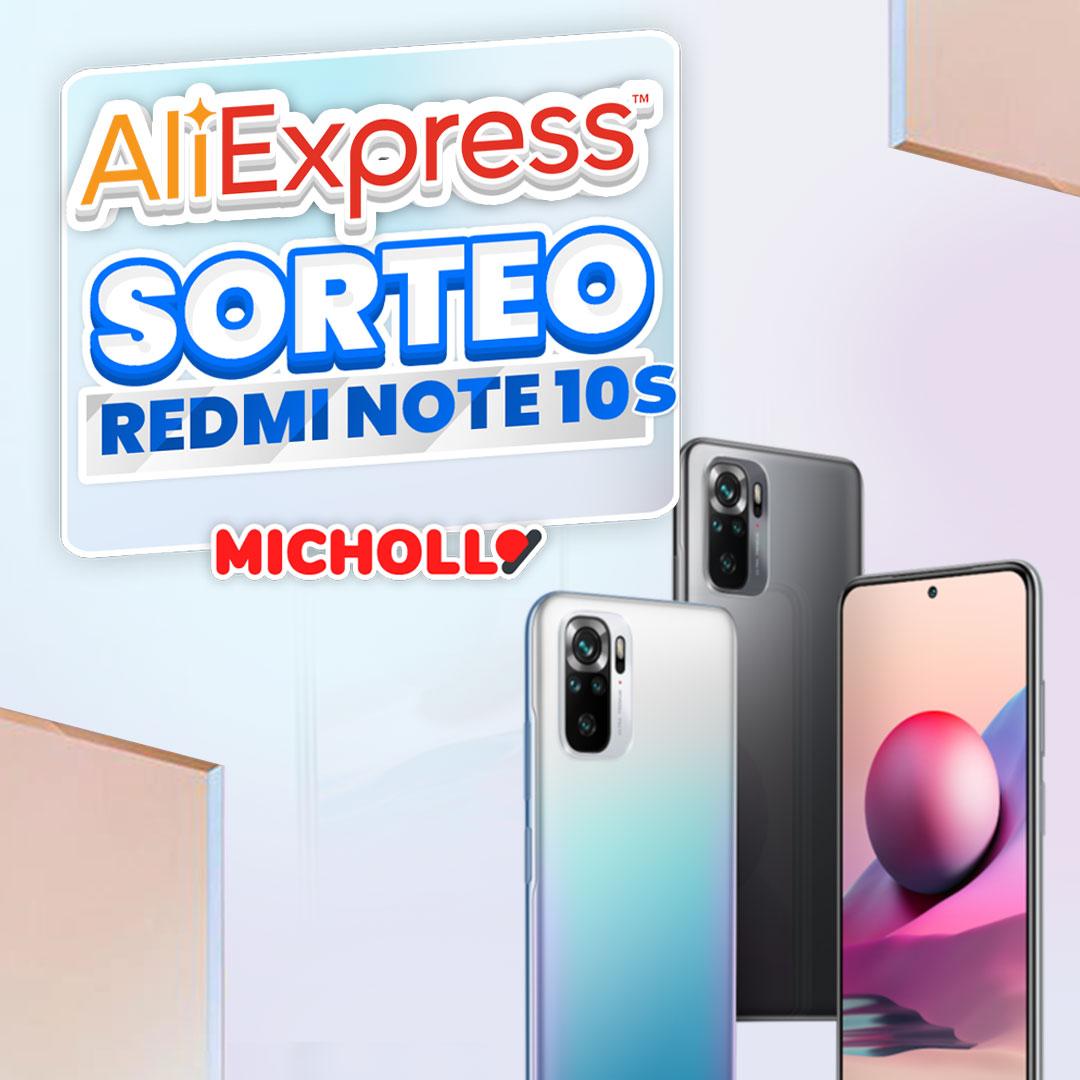 Sorteo Redmi Note 10S