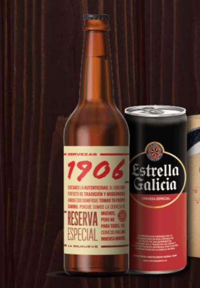 10% dto Estrella Galicia primera compra