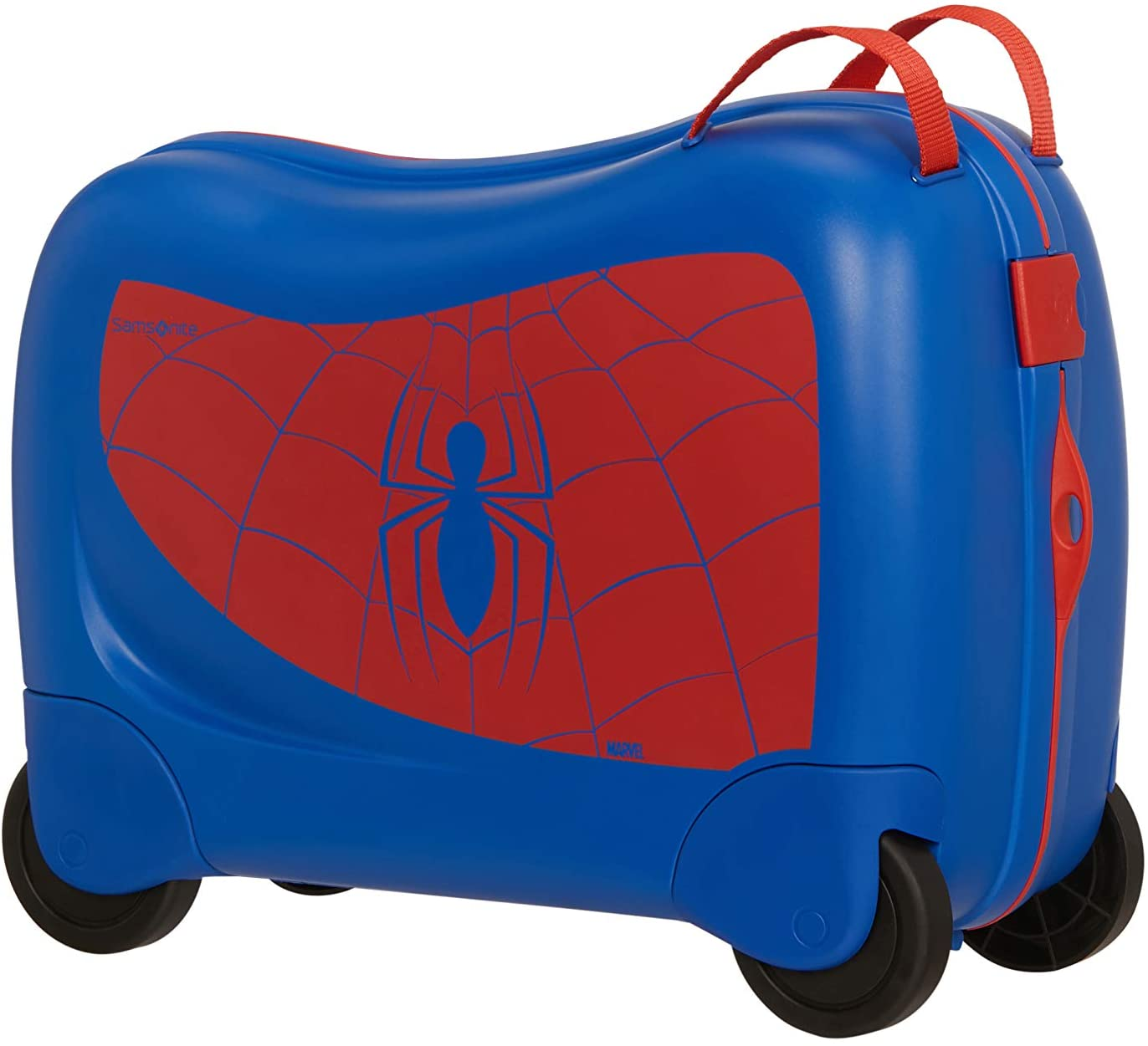 Maleta infantil con ruedas Spiderman