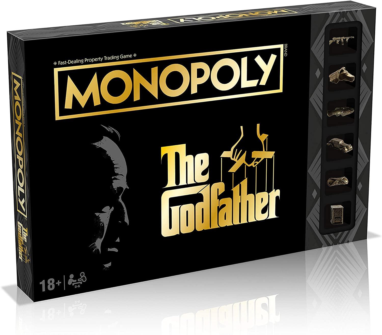 Monopoly Edición El Padrino