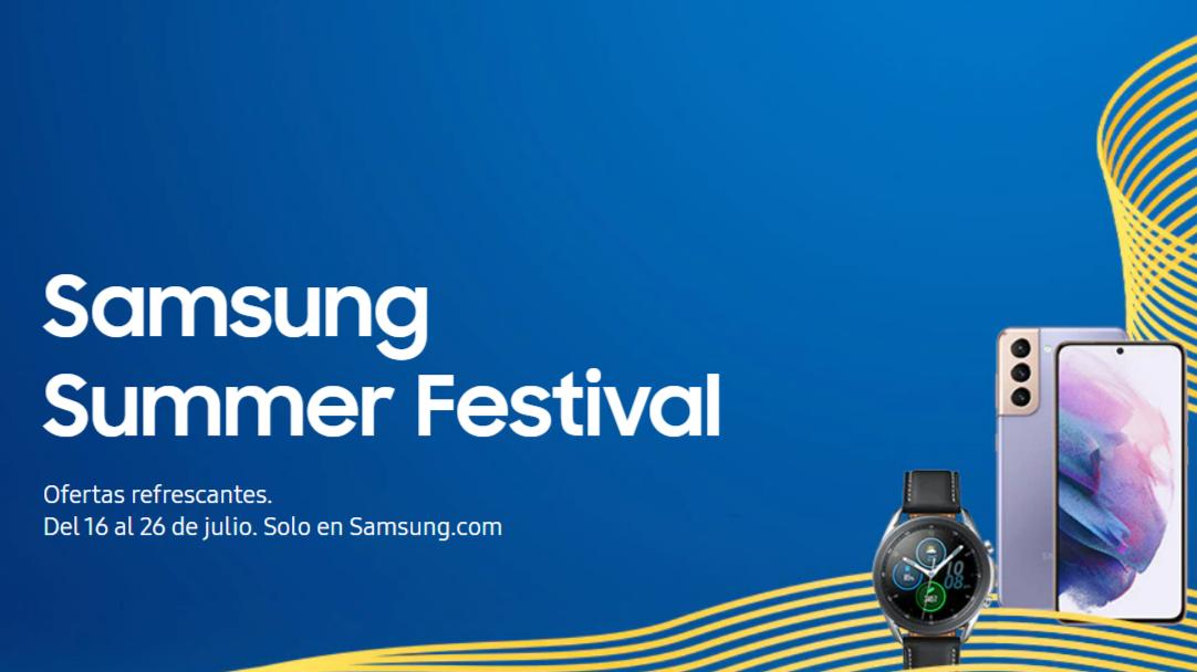 Mejores chollos Samsung