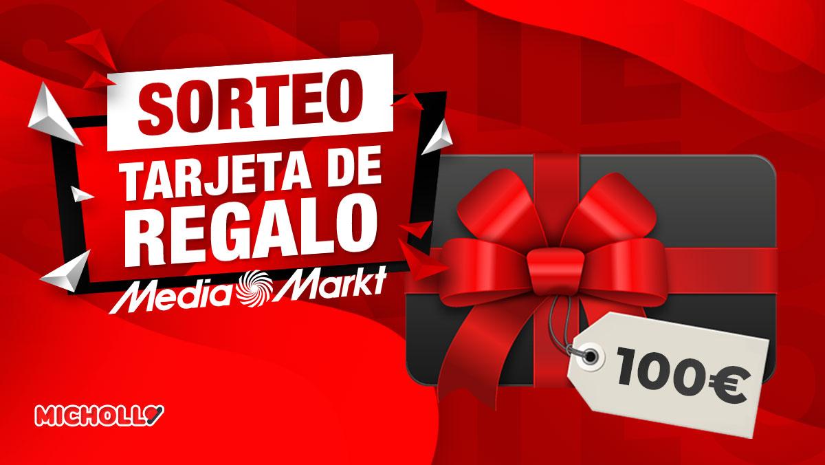 Sorteo tarjeta Mediamarkt 100€