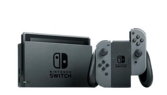 Nintendo Switch Gris o Neon (2019) + 2 Juegos