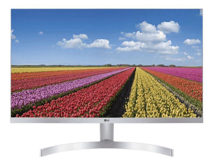 Monitor LG 27MK600KM-W de 27'