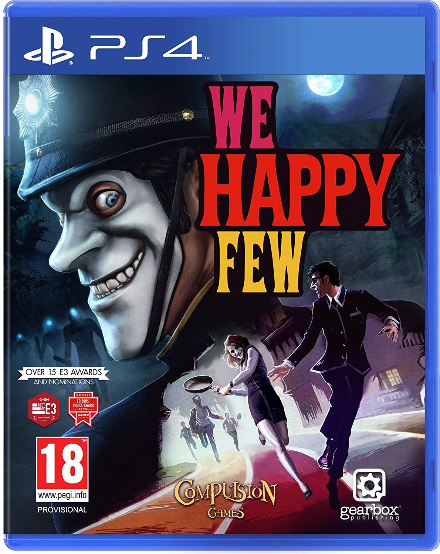 Juego PS4: We Happy Few
