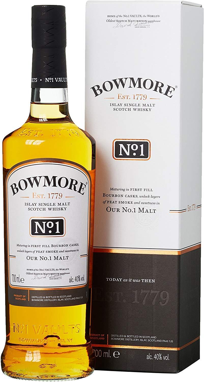 Bowmore Nº1 Whisky Escocés