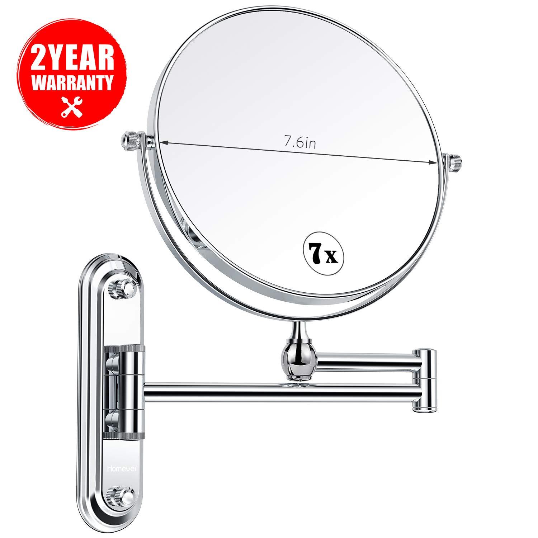 Espejo de pared de doble cara