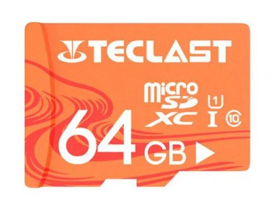 MicroSD Teclast 64GB