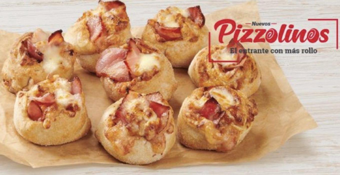 Prueba los Pizzolinos de Telepizza GRATIS