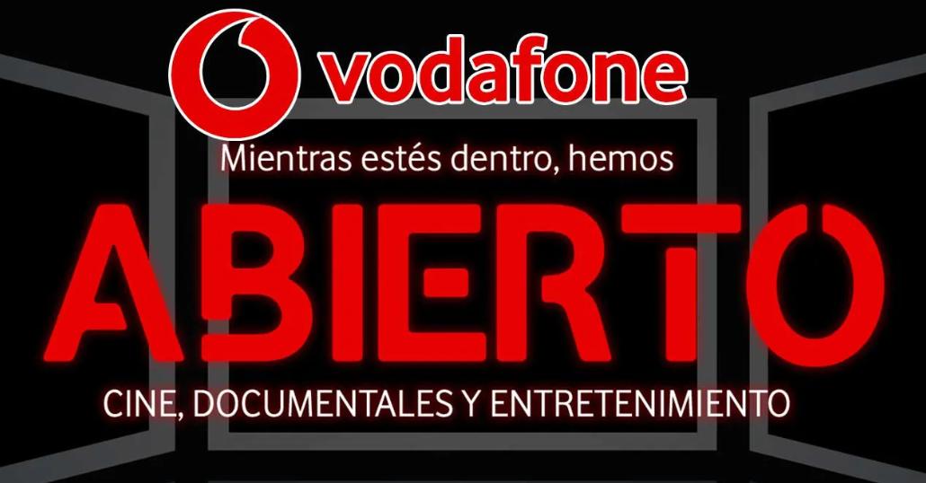 +20 canales gratuitos con Vodafone