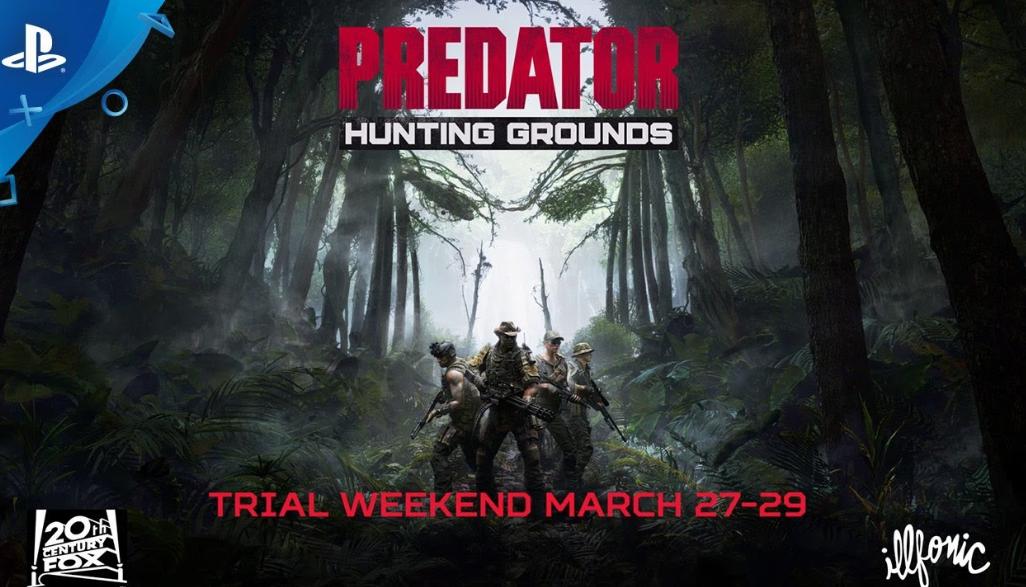 Trial Weekend para Predator: Hunting Grounds en PS4