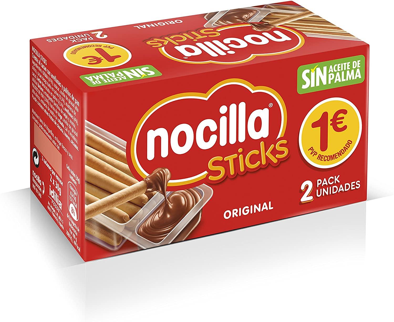 Bipack de Sticks de Nocilla Original