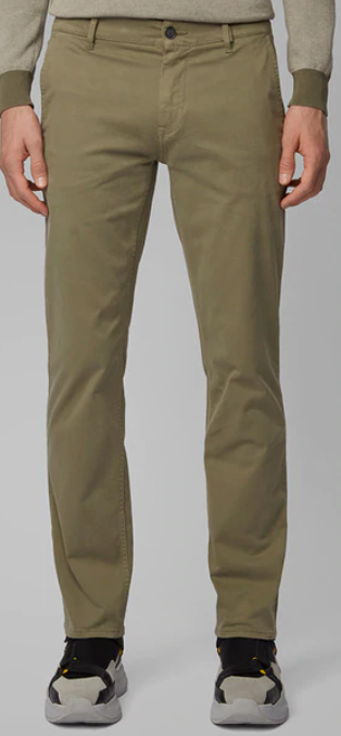 Pantalones Chinos Slim Boss