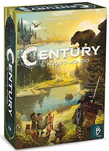 Juego de mesa Century el nuevo mundo