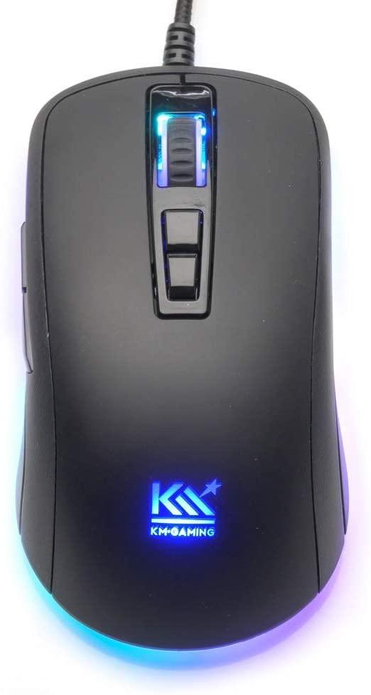 Ratón KM Gaming K-GM2