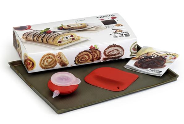 Kit Roll Cake Lékué