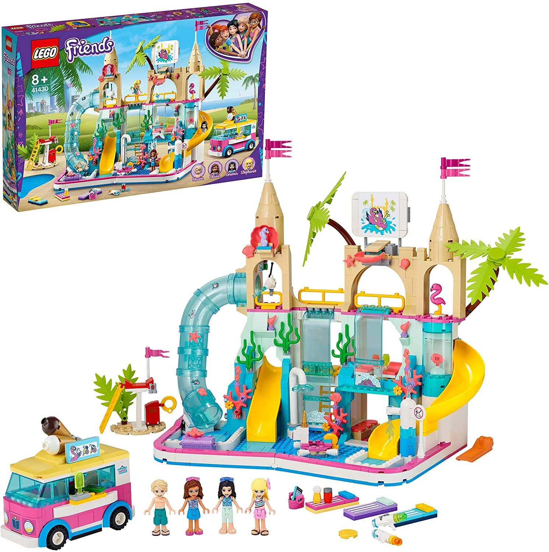 LEGO Friends Parque Acuático Summer Fun