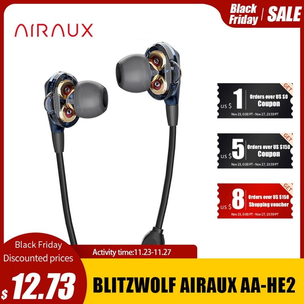Auriculares Dinámicos BlitzWolf AIRAUX AA-HE2