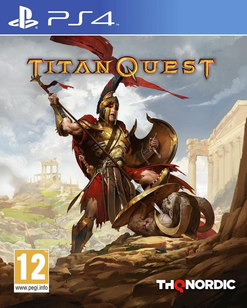 Titan Quest para PS4