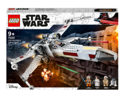 LEGO Star Wars Caza Ala-X de Luke Skywalker