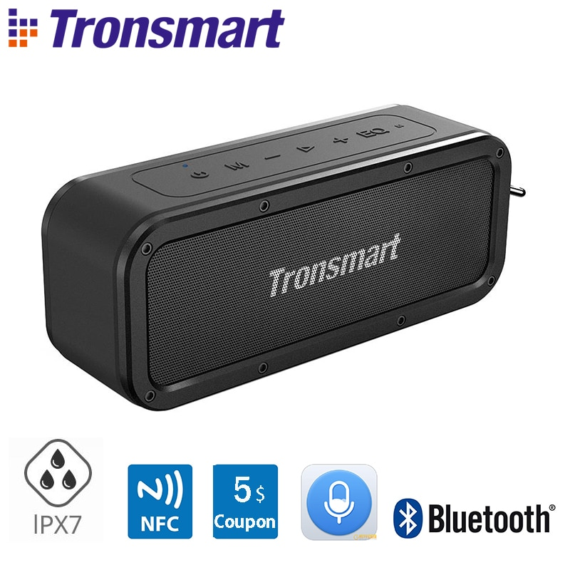 Altavoz Bluetooth Tronsmart Force 40W