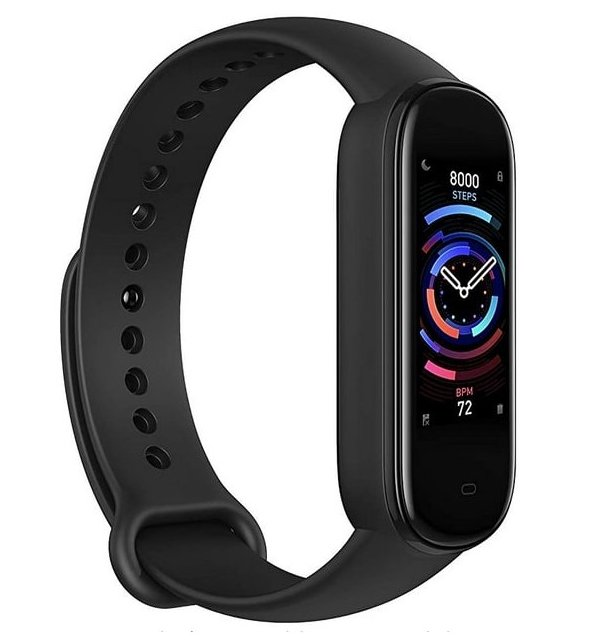 Amazfit Band 5 con Alexa Integrada