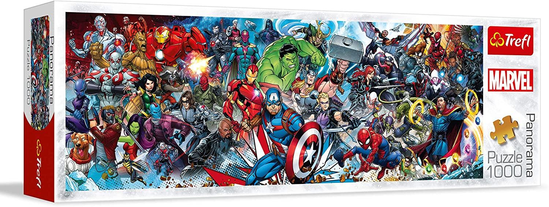 Puzzle 1000 Marvel