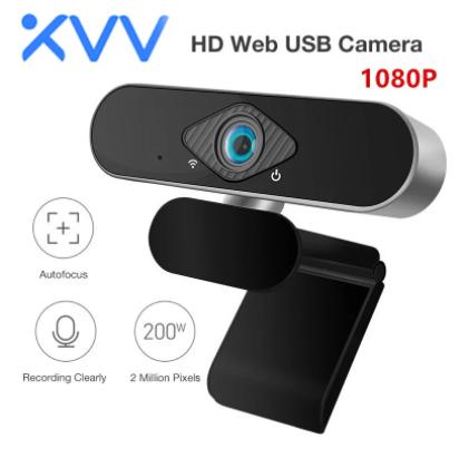 Webcam Xiaovv 1080P