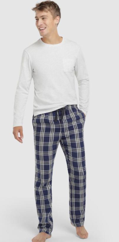 Pijama Largo para Hombre