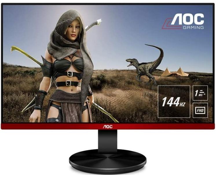 """Monitor Gaming AOC G2490VXA 24"""" 144Hz"""