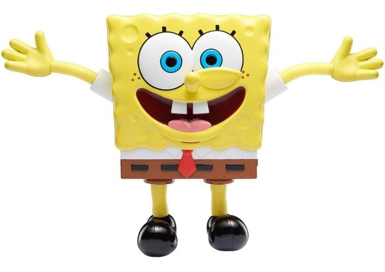 Figura Stretch Bob Esponja