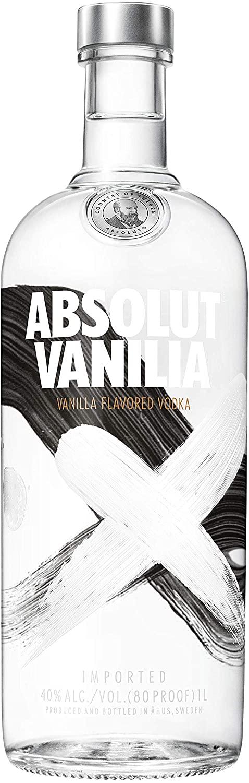 1L Absolut Vodka Vanilia