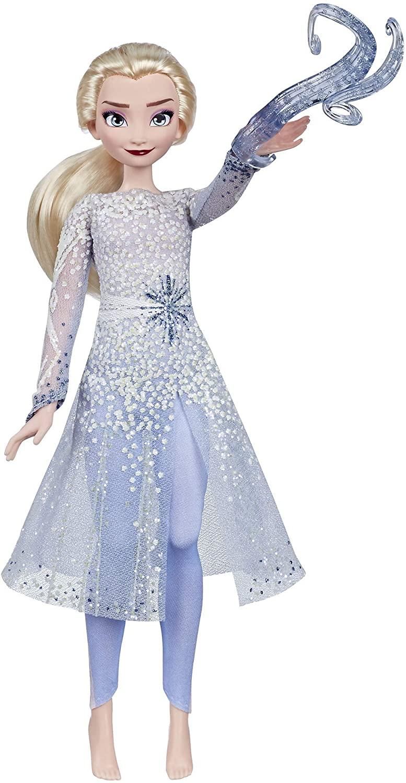 Frozen 2 Muñeca Elsa Ola Mágica