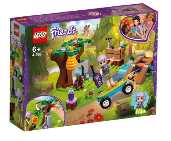 Aventura en el Bosque de Mia Lego Friends