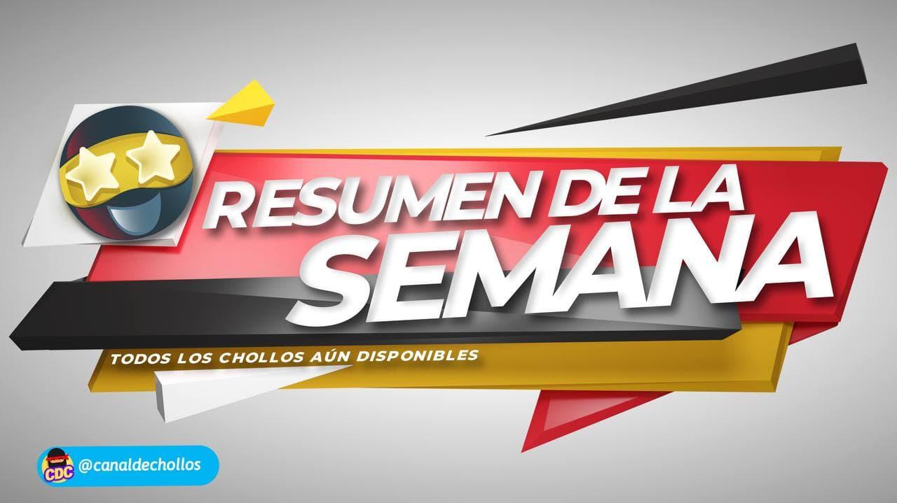 Resumen Semanal 10/05-16/05