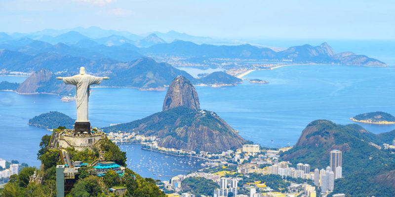 Vuela a Brasil por 155,5€ p.p/trayecto