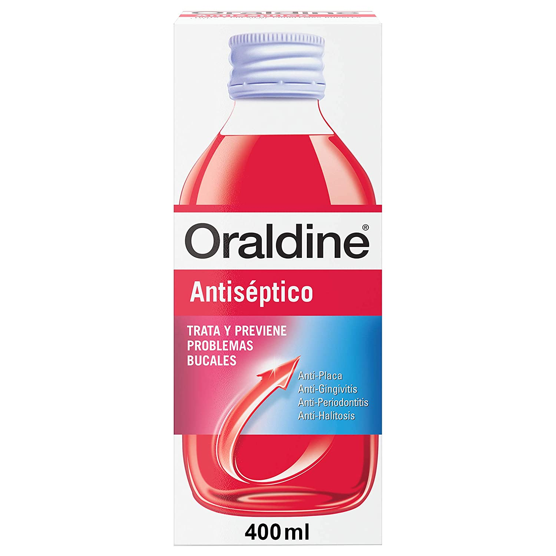 Colutorio de Uso Diario Oraldine