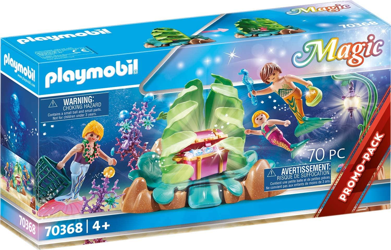 Playmobil Salón Coral de Sirenas