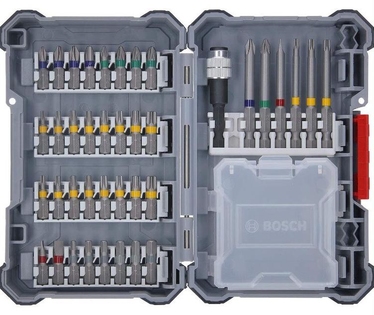Bosch Professional Set Pick and Click 40 piezas