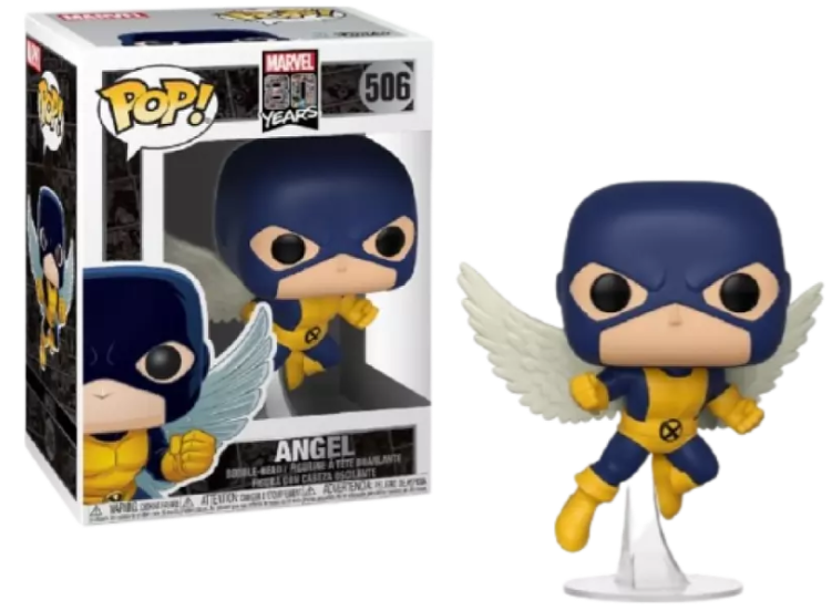 Funko Marvel 80th First Appearance Angel