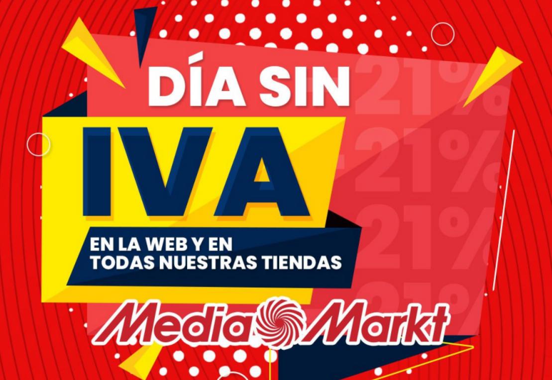 Mediamarkt Día sin IVA