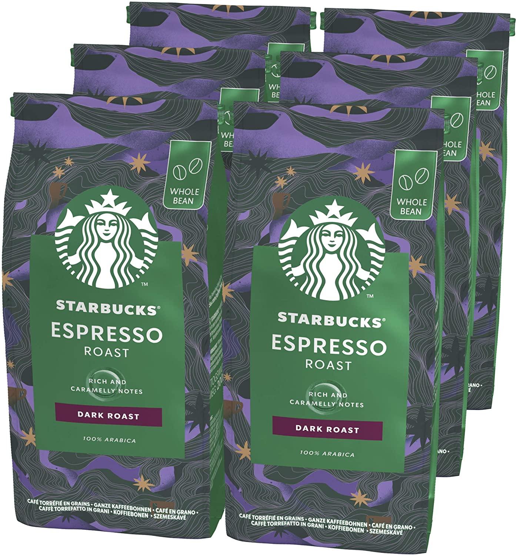 Café en Grano Espresso Dark Roast Starbucks