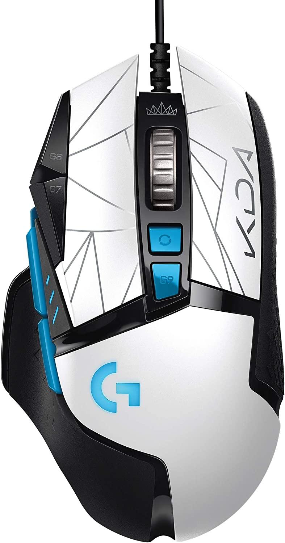 Logitech G502 Hero K/DA