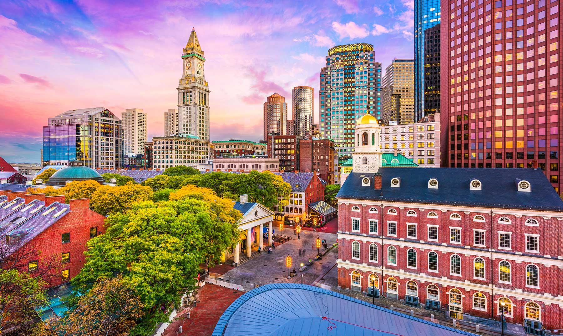 Viaja a Boston por 124,5€ trayecto/p.p